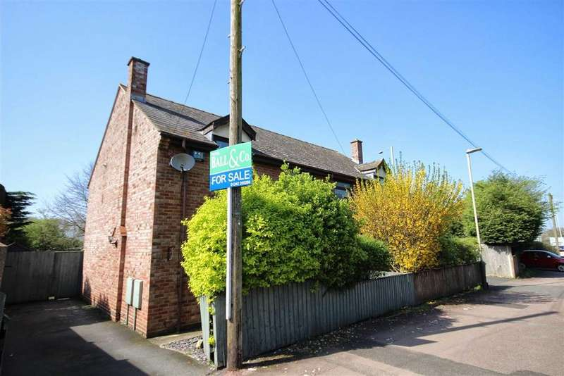 3 Bedrooms Semi Detached House for sale in Hatherley Lane, Hatherley, Cheltenham, GL51