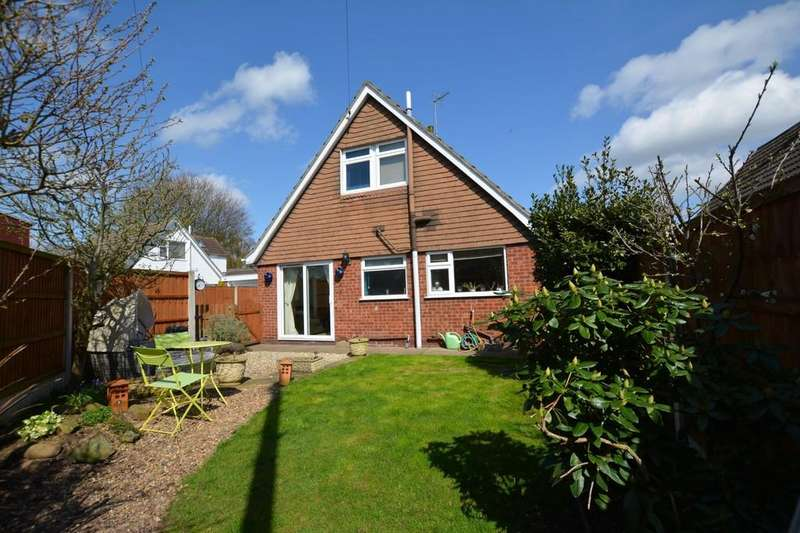 3 Bedrooms Detached House for sale in The Ridgeway, Farnsfield