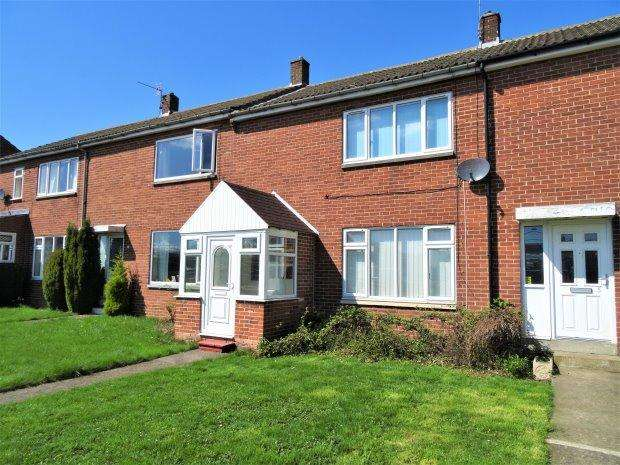 2 Bedrooms Terraced House for sale in THURLOW ROAD, SEDGEFIELD, SEDGEFIELD DISTRICT