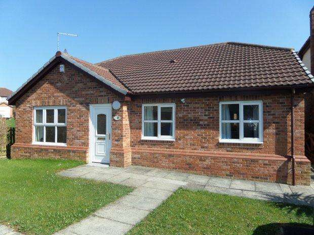 3 Bedrooms Detached Bungalow for sale in BROCKWELL CLOSE, FISHBURN, SEDGEFIELD DISTRICT