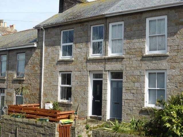3 Bedrooms Terraced House for rent in Parc Terrace, Newlyn
