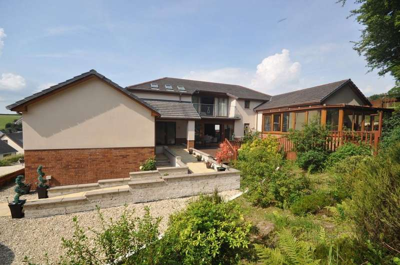 4 Bedrooms Detached House for sale in Calon Emlin, Croesyceiliog, Carmarthen SA32 8DS
