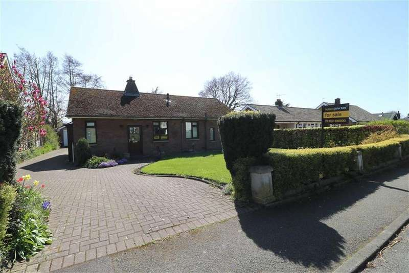 2 Bedrooms Detached Bungalow for sale in Holmes Chapel Road, Congleton