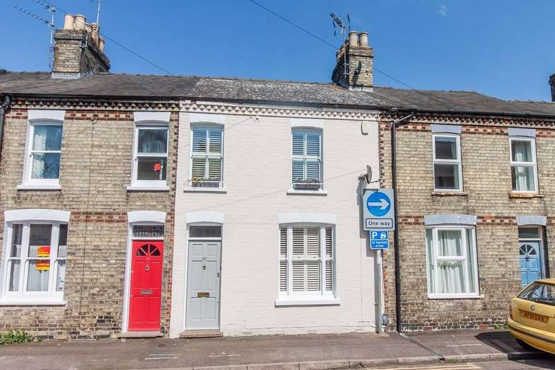 3 Bedrooms Terraced House for sale in Argyle Street, Cambridge