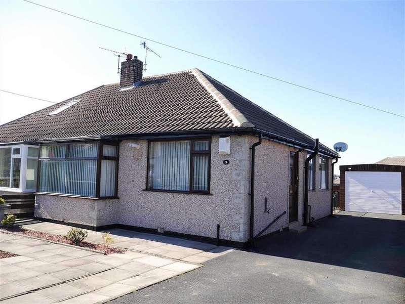 2 Bedrooms Semi Detached Bungalow for sale in Busfield Street, Bradford