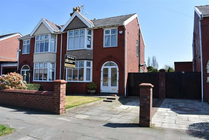 3 Bedrooms Semi Detached House for sale in Green Leach Lane, St. Helens