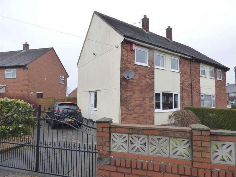 3 Bedrooms Semi Detached House for sale in Tring Close, Berry Hill, Stoke-on-Trent