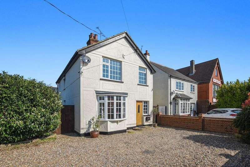 4 Bedrooms Detached House for sale in The Street, Hatfield Peverel, Chelmsford