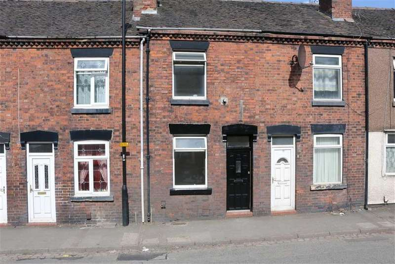 2 Bedrooms Terraced House for sale in North Road, Cobridge, Stoke-on-Trent