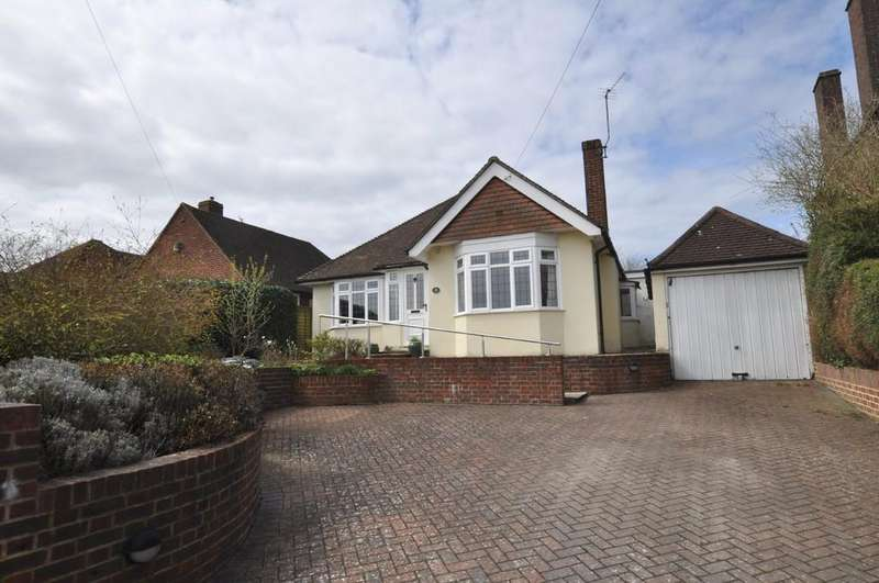 3 Bedrooms Detached Bungalow for sale in Wilderness Road, Guildford