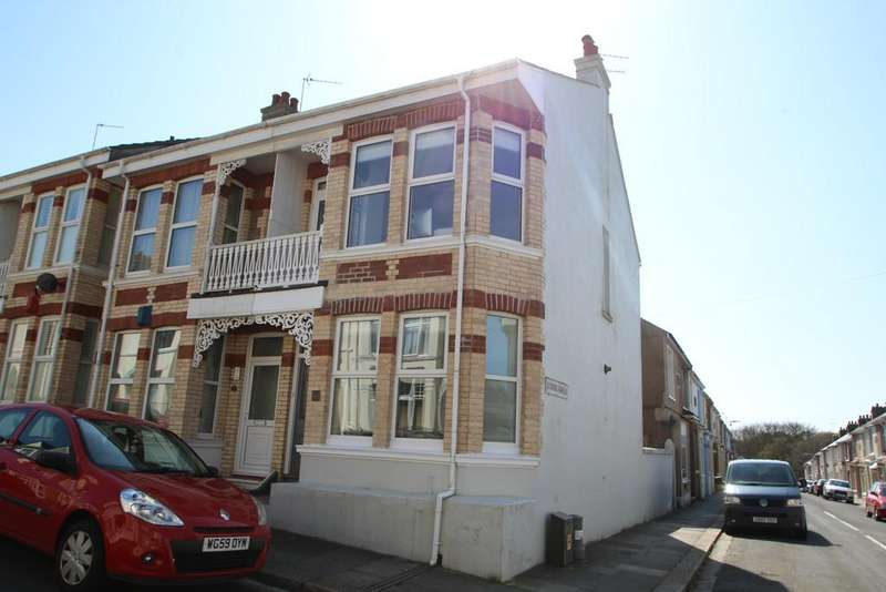 2 Bedrooms End Of Terrace House for sale in Durban Road, Plymouth