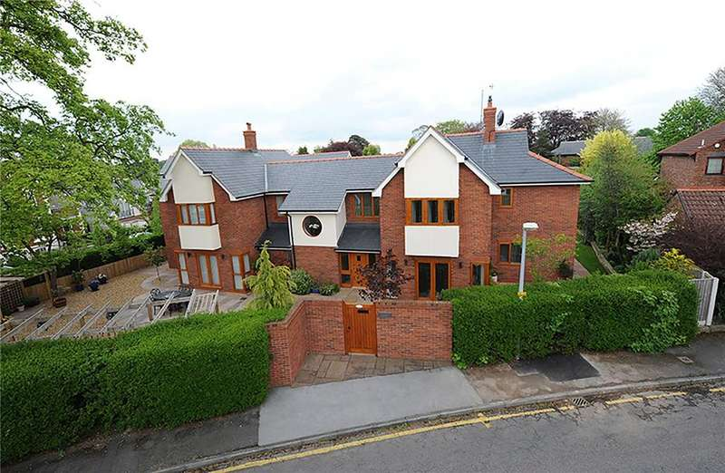 5 Bedrooms Detached House for sale in South Crescent Road, Queens Park, Chester, Cheshire, CH4
