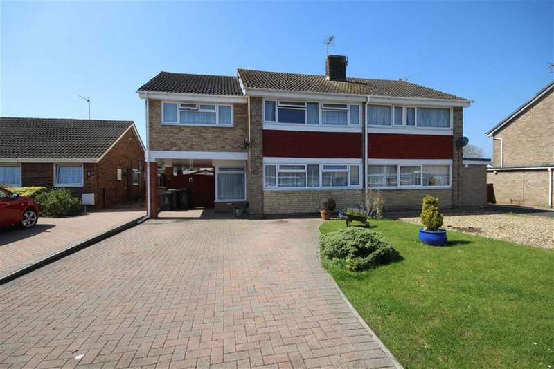 4 Bedrooms Semi Detached House for sale in Ravenscroft, Covingham, Wiltshire