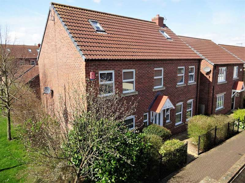 5 Bedrooms Detached House for sale in Rookery Close, Witham St Hughs, Lincoln