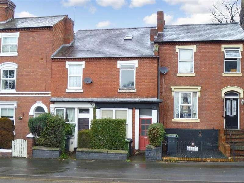 2 Bedrooms Terraced House for sale in Bewdley Road, Kidderminster, Worcestershire
