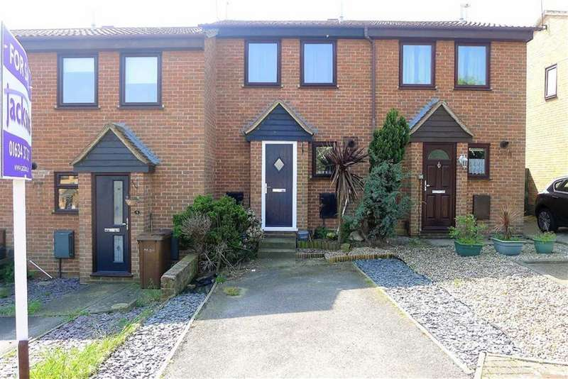 2 Bedrooms Terraced House for sale in Dial Close, Gillingham