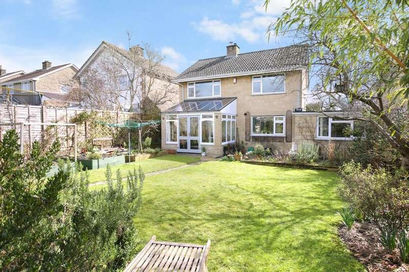 3 Bedrooms Link Detached House for sale in Mendip Drive, Frome