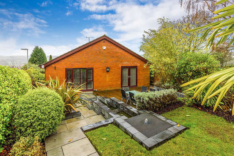 3 Bedrooms Detached Bungalow for sale in Coach Road, Rotherham, S61