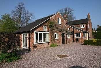 5 Bedrooms Link Detached House for sale in Congleton Road, Sandbach, CW11 1DW