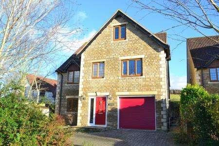 6 Bedrooms Detached House for sale in Bruton, Somerset, BA10