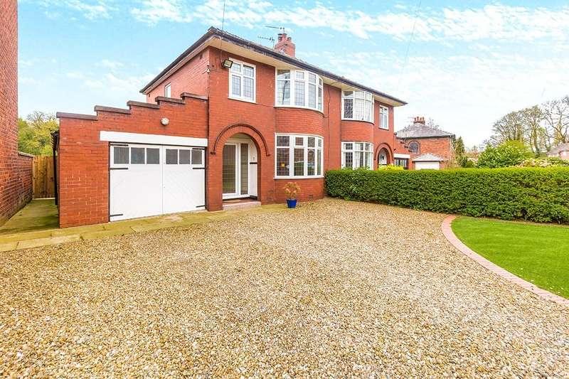 3 Bedrooms Semi Detached House for sale in Higher Walton Road, Higher Walton, Preston, PR5