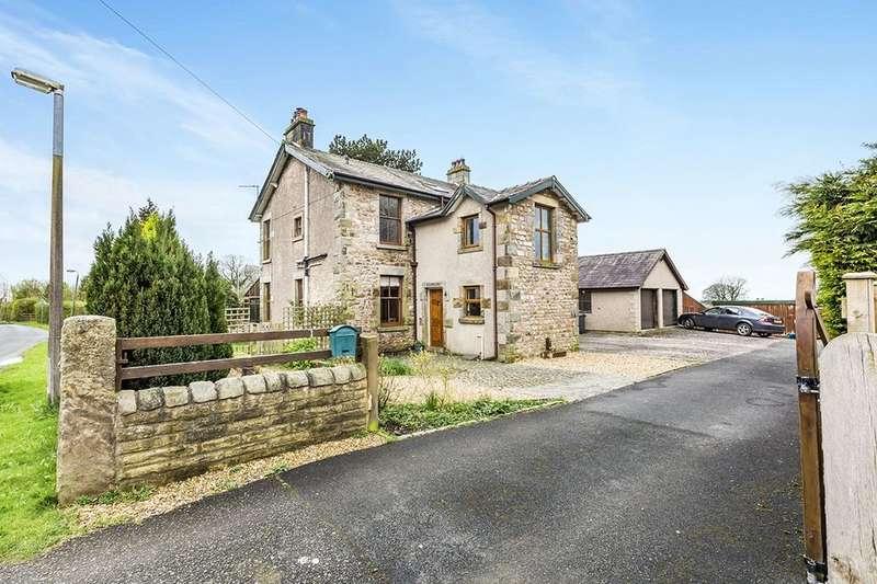 4 Bedrooms Detached House for sale in Hollins Lane, Forton, Preston, PR3