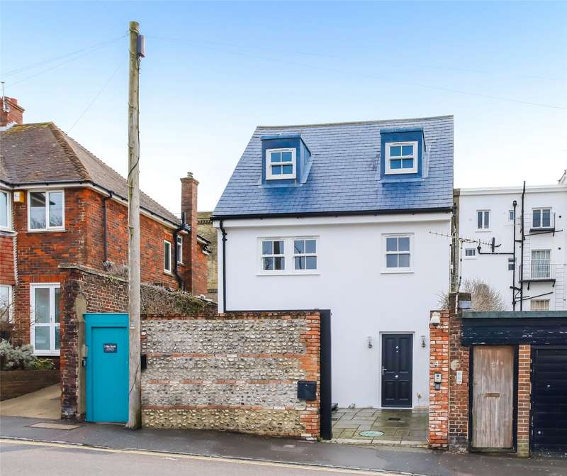 3 Bedrooms Semi Detached House for sale in Church Place, Brighton, East Sussex, BN2