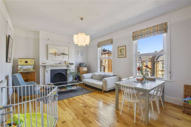 4 Bedrooms Flat for sale in Atherton Road, London, E7