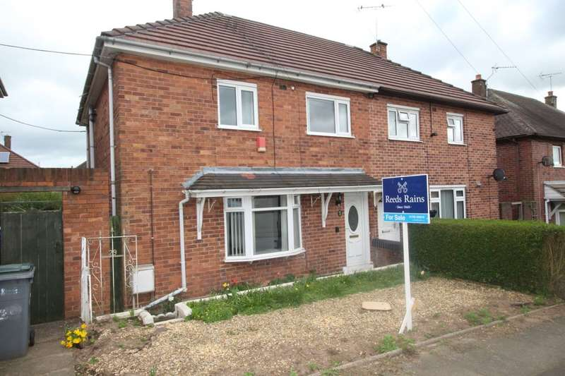 3 Bedrooms Semi Detached House for sale in Henderson Grove, Stoke-On-Trent, ST3