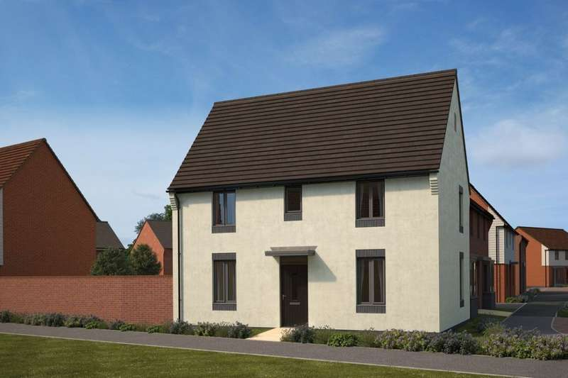 3 Bedrooms Semi Detached House for sale in Eastfields, Lawley, Telford, TF3