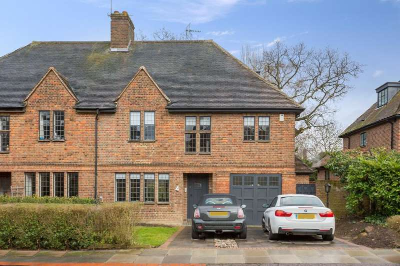 5 Bedrooms Flat for sale in Grey Close Hampstead Garden Suburb NW11