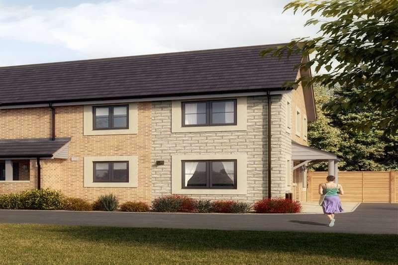 3 Bedrooms Semi Detached House for sale in The Laureates, Cockermouth, CA13