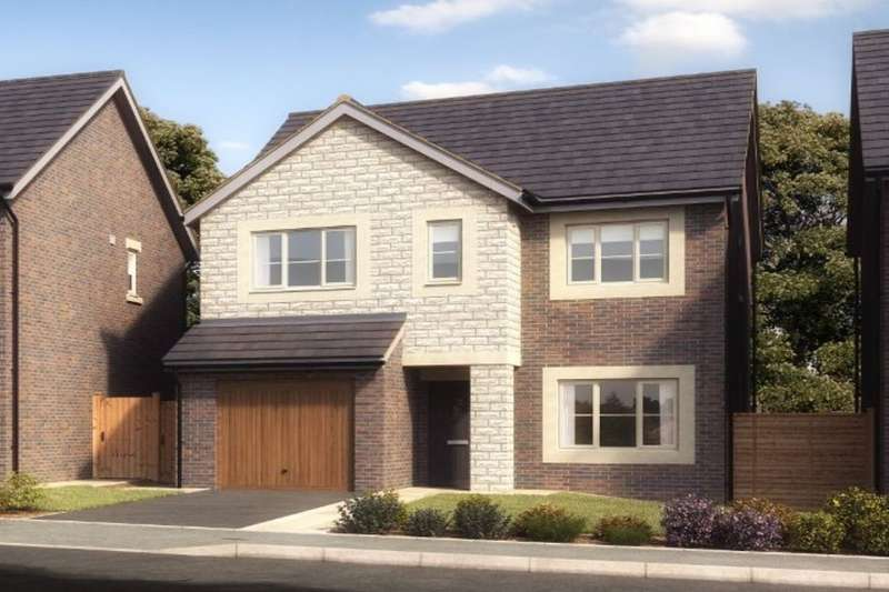 4 Bedrooms Detached House for sale in The Laureates, Cockermouth, CA13