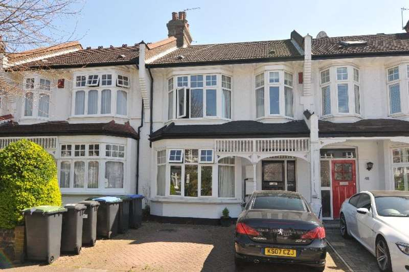 2 Bedrooms Flat for sale in Caversham Avenue, Palmers Green, London, N13