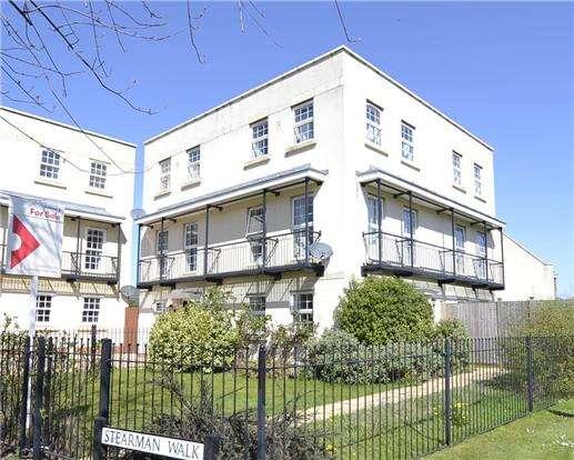 4 Bedrooms Semi Detached House for sale in Stearman Walk, Lobleys Drive, Brockworth, GLOUCESTER, GL3 4FL