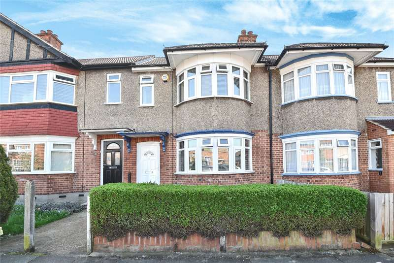 3 Bedrooms Terraced House for sale in Dawlish Drive, Ruislip, Middlesex, HA4
