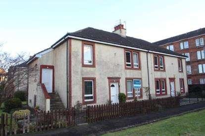 2 Bedrooms Flat for sale in Albion Street, Paisley, Renfrewshire
