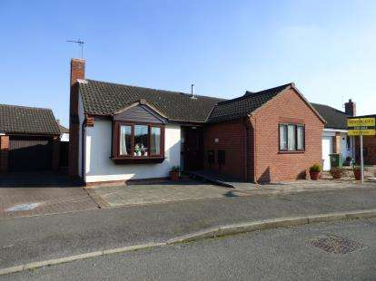 2 Bedrooms Bungalow for sale in Price Way, Thurmaston, Leicester, Leicestershire