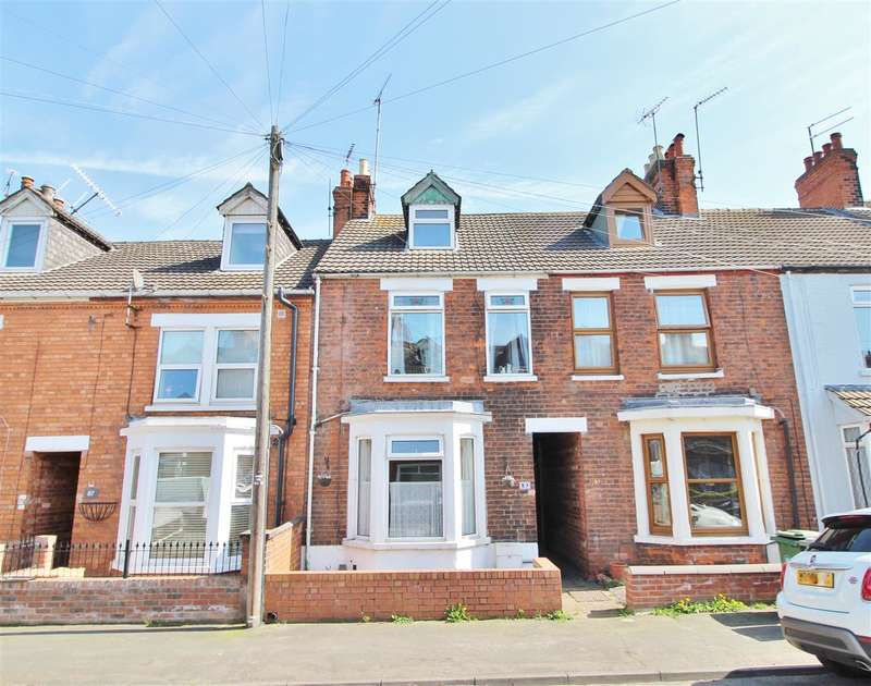 4 Bedrooms Terraced House for sale in Houghton Road, Grantham