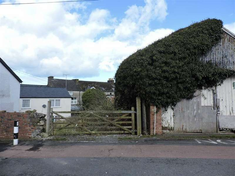 Land Commercial for sale in Parc-Y-Shwt Car Park, Fishguard