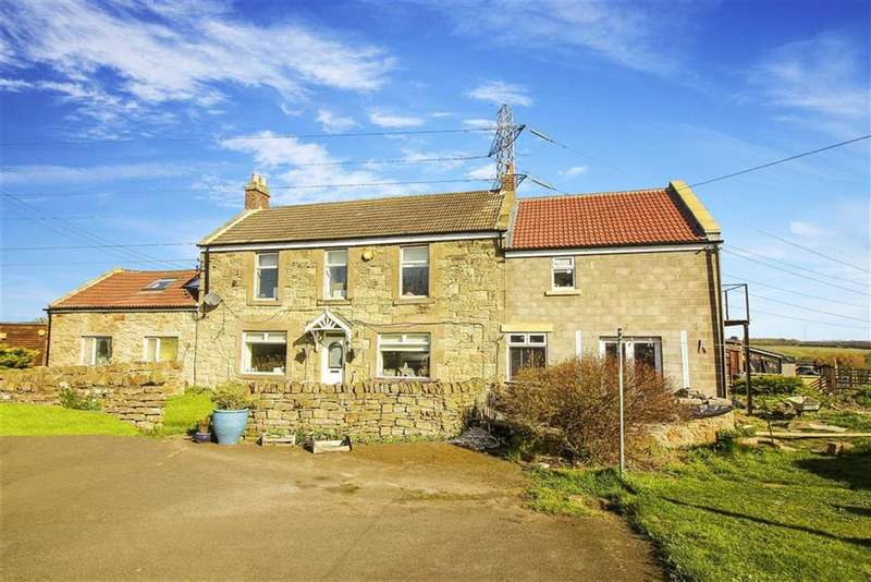 6 Bedrooms Detached House for sale in Kitty Brewster Farm, Blyth, Northumberland