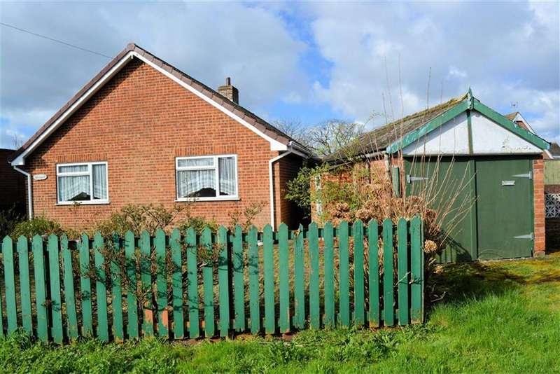 3 Bedrooms Detached Bungalow for sale in Rose Garth, York Road, Barlby, YO8