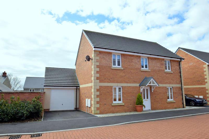 4 Bedrooms Detached House for sale in 19 Rhodfa Celyn, Coity, Bridgend, Bridgend County Borough, CF35 6FN