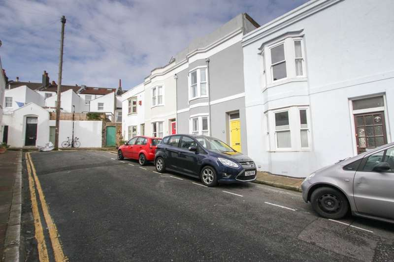 3 Bedrooms Terraced House for sale in Terminus Place, Brighton, BN1 3PR