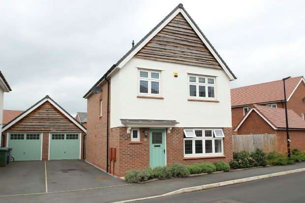 3 Bedrooms Detached House for sale in Sandiacre, West Timperley