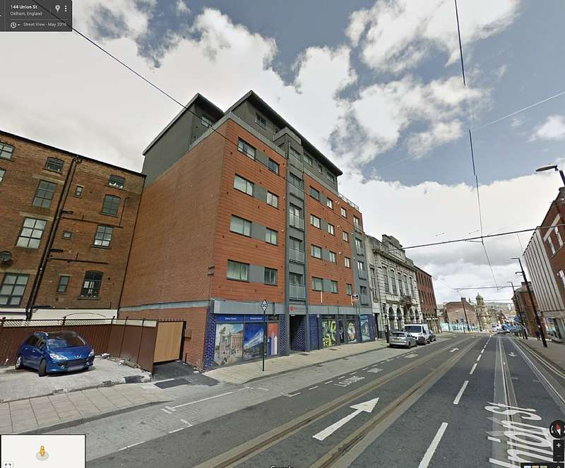 1 Bedroom Apartment Flat for sale in 24, The Victory, 165 Union Street, Oldham, Greater Manchester, OL1 1TD