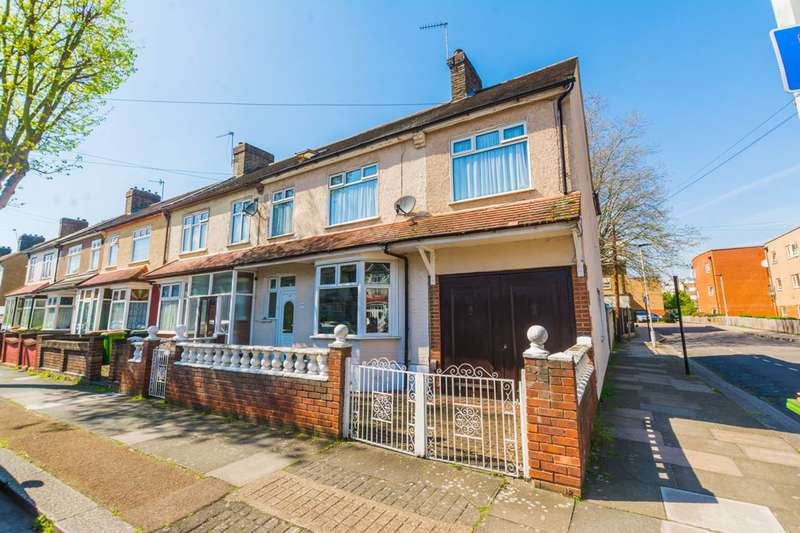 5 Bedrooms House for sale in Johnstone Road, East Ham, E6