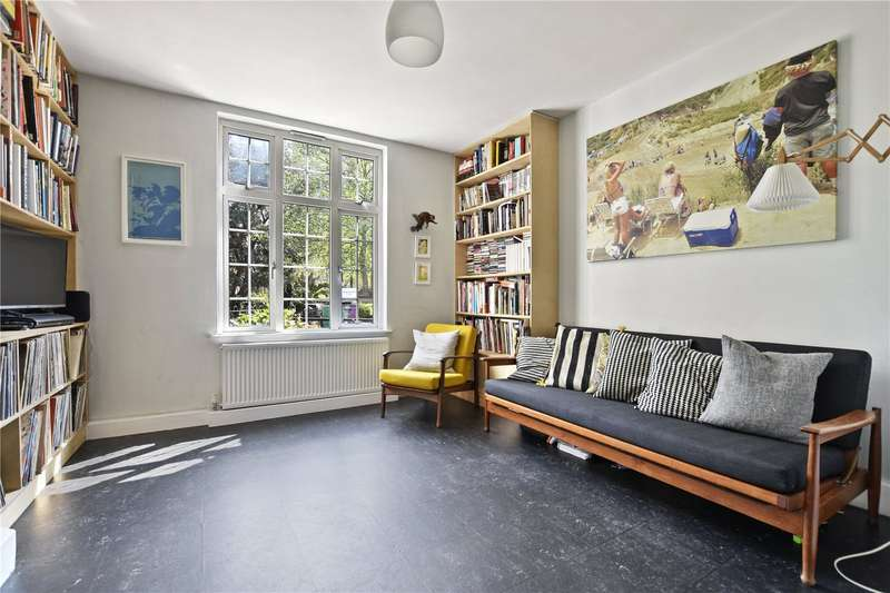 2 Bedrooms Flat for sale in Vaughan Estate, Diss Street, London, E2