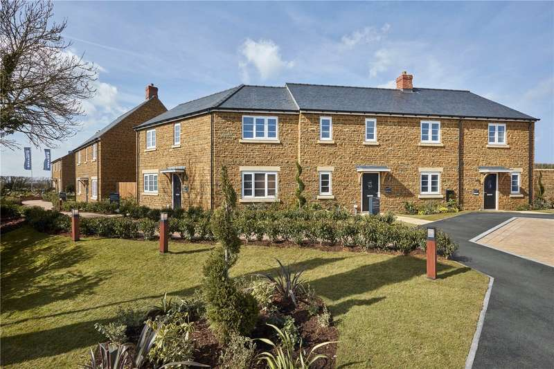 3 Bedrooms Terraced House for sale in The Warmington II, Hayfield Views, Great Bourton, Oxfordshire, OX17