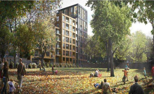 2 Bedrooms Apartment Flat for sale in Kings Cross